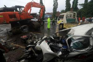 7 Orang Meninggal Di Tempat Dalam Kecelakaan Purwodadi Pasuruan