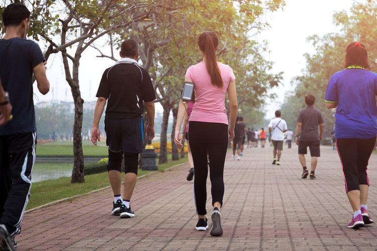 Berjalan Kaki Dapat Memberikan Kesehatan bagi Tubuh