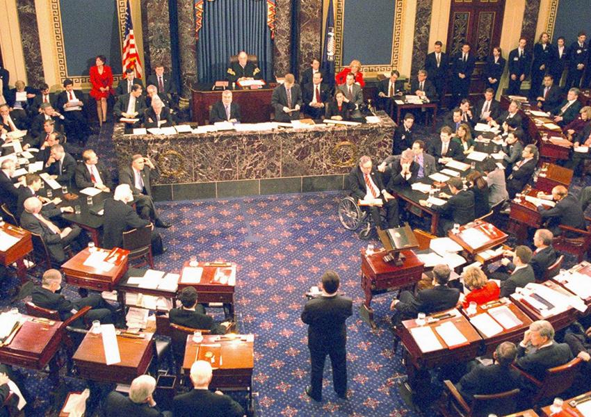 Sikap Seorang Senat Untuk Mendapatkan Pengadilan Yang Adil