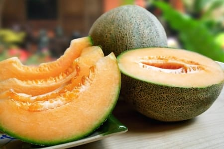 Manfaat dari buah melon yang sehatkan tubuh