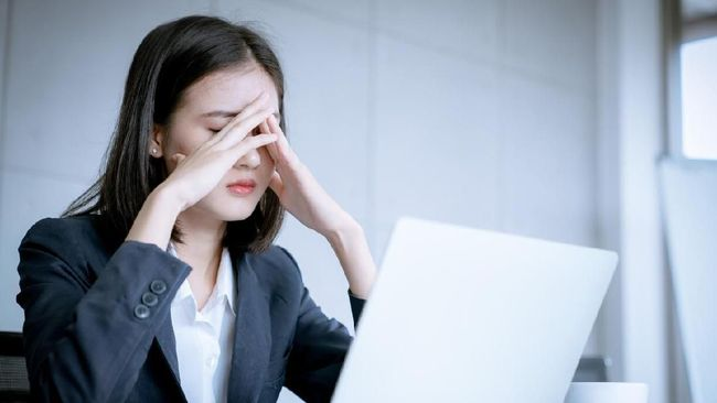 Tanda stres yang sering tanpa kita sadari