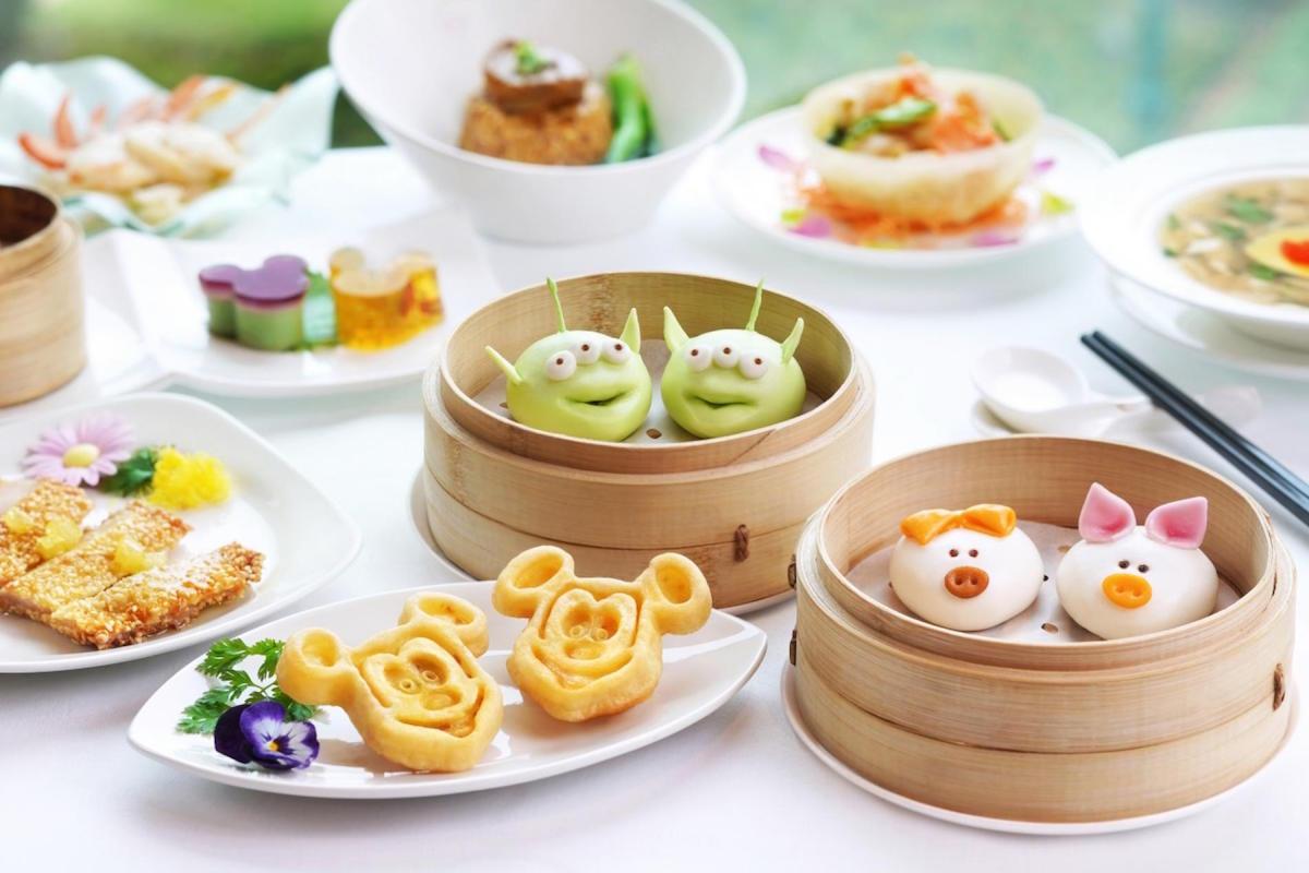 3 Menu Makan Khas Disneyland Hong Kong